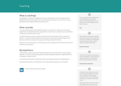 FB Coaching