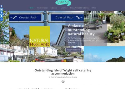 Petit Tor IOW Self-catering, JGM Design,home1