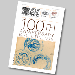 SGFA Bulletin 1.19 cover